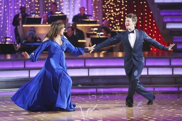 Valerie Harper Eliminated From Dancing With the Stars 2013