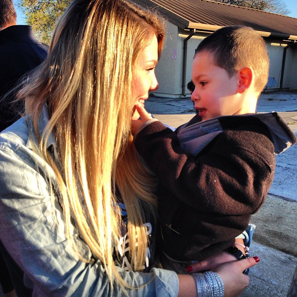 Kailyn Lowry Registers Son Isaac For Preschool