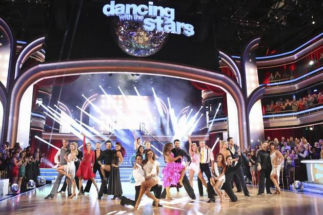 Dancing With the Stars 2013 Live Recap: Season 17, Week 3 — Hollywood Night!