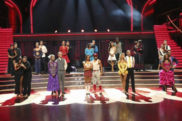 Dancing With the Stars 2013: Watch All the Season 17, Week 5 Performances (VIDEOS)