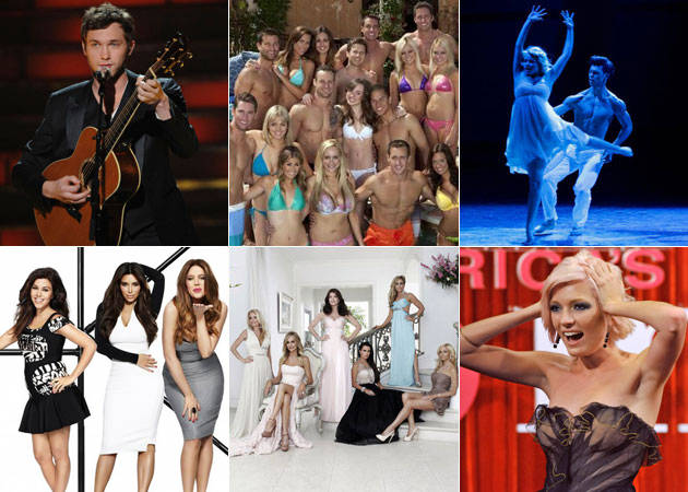 If You Could Star on Any Reality Show, Which Would It Be? (POLL)