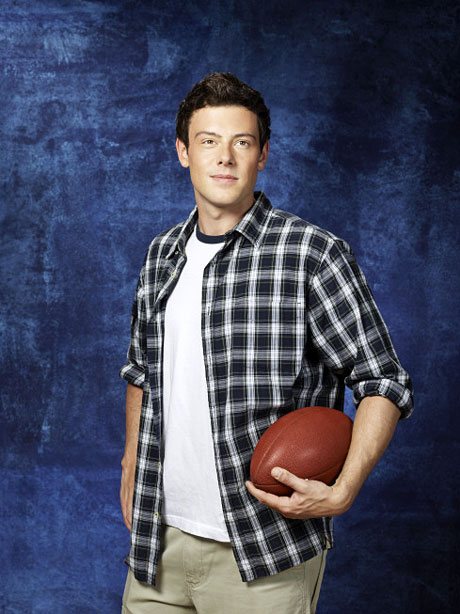 """Glee Star Shares Funny Cory Monteith Photo: """"I Miss Him"""""""