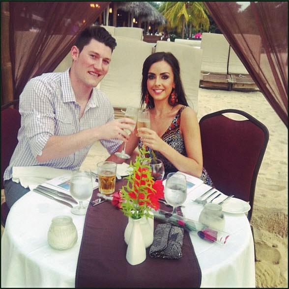 Jordan Henry and The Bachelor's Jessie Sulidis Set Wedding Date! UPDATE