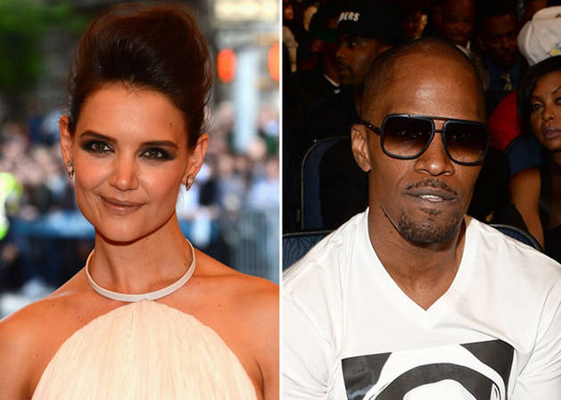 Are Katie Holmes and Jamie Foxx Dating? New Couple Alert? (UPDATE)
