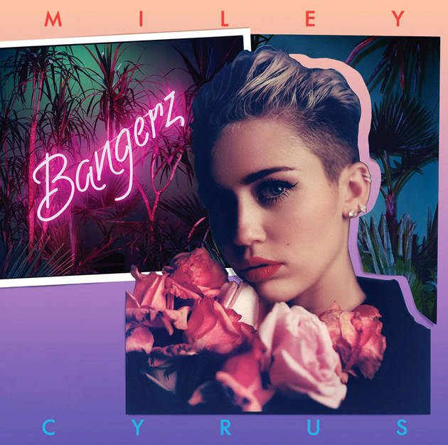 Miley Cyrus's Bangerz Album: Number One on Music Charts Worldwide