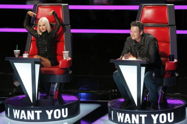 """Was Christina Aguilera Pressured to """"Tone Down"""" Her Look on The Voice?"""