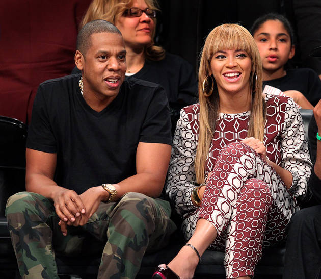 Jay Z: We Tried to Trademark Blue Ivy's Name to Protect Her