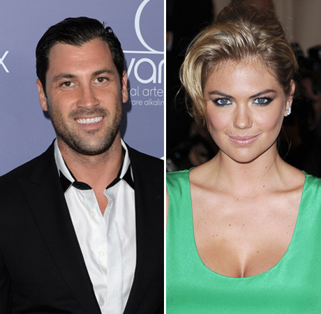 Dancing With the Stars' Maksim Chmerkovskiy Confirms He's Dating Supermodel Kate Upton