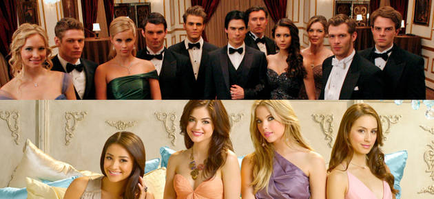 5 Pretty Little Liars Stars We'd Love to See on The Vampire Diaries