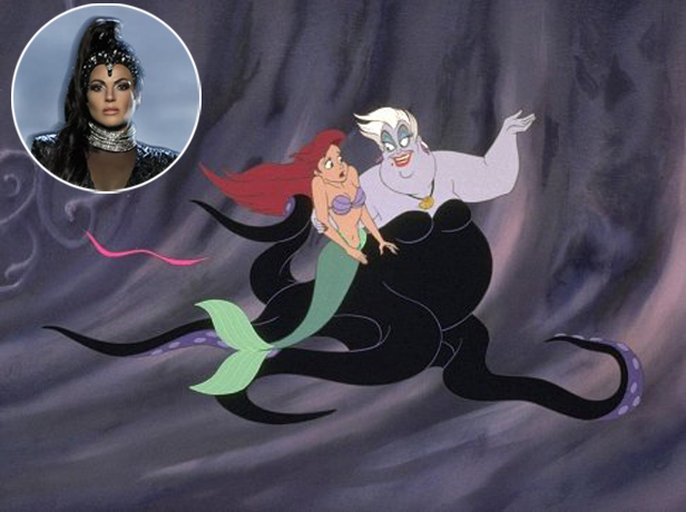 Once Upon a Time Season 3 Spoilers: Could Regina Transform Into Ursula? (UPDATE: Yes!)