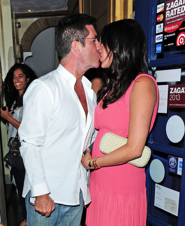 Simon Cowell and Pregnant Girlfriend Lauren Silverman Adopting Too?!