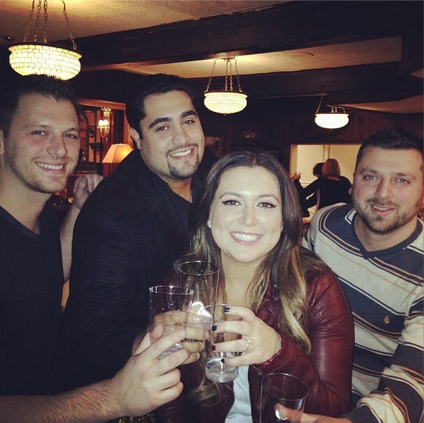 Real Housewives of New Jersey Stars React to Lauren Manzo's Engagement!