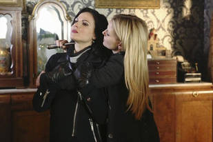 Once Upon a Time: What If Emma and Regina Got Together?