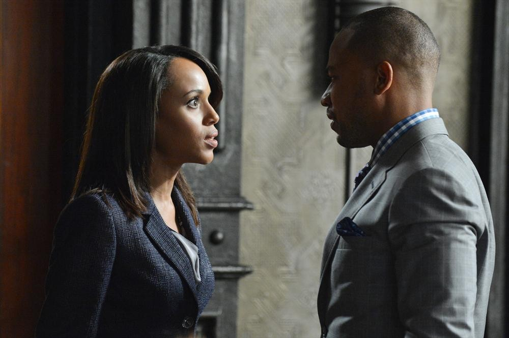 "Scandal Spoilers: Season 3, Episode 6 Synopsis — Harrison's Allegiance Is Tested in ""Icarus"""