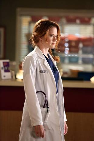 Grey's Anatomy's Sarah Drew Talks New Character Backlash — Paging the Interns! — Exclusive