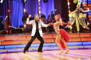 Dancing With the Stars 2013: Bill Engvall and Emma Slater's Week 8 Disco (VIDEO)