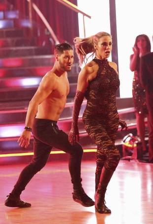"Dancing With the Stars' Val Chmerkovskiy: Cher Week Was ""Tough"" and ""Intense"""