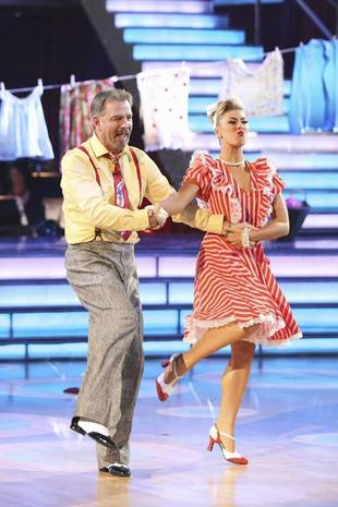 Carrie Ann Inaba Explains Why Bill Engvall Is Still on Dancing With the Stars 2013