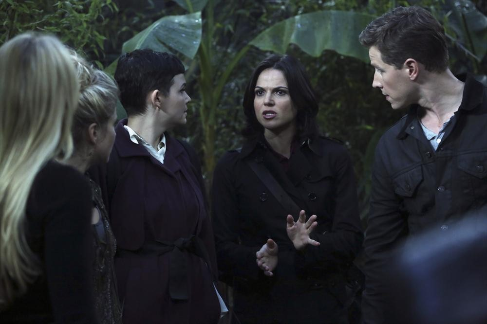 "Once Upon a Time Midseason Finale Spoilers: Season 3, Episode 11 — ""Going Home"""
