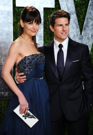 Tom Cruise Admits Katie Holmes Left to Protect Suri From Scientology