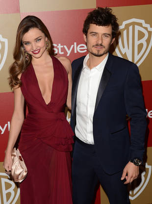 Orlando Bloom Opens Up About His Split with Miranda Kerr