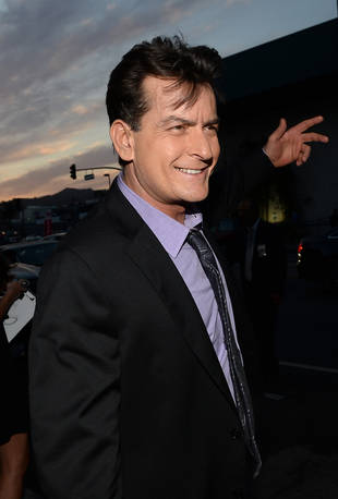 "Charlie Sheen Fires Back at Brooke Mueller: ""You Are a Chubby Weirdo"""