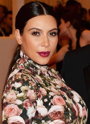 Topless Kim Kardashian Stars in Kanye West's New Music Video (VIDEO)