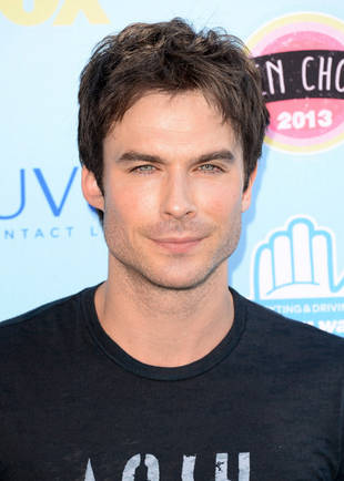 Philippines Typhoon: Ian Somerhalder Sends Out a Heartfelt Message After Tragedy