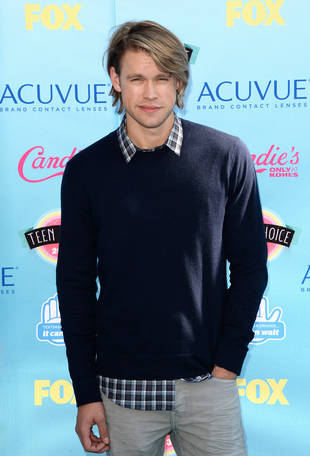 Which Glee Star is Worst at Twerking? That'd Be Chord Overstreet!
