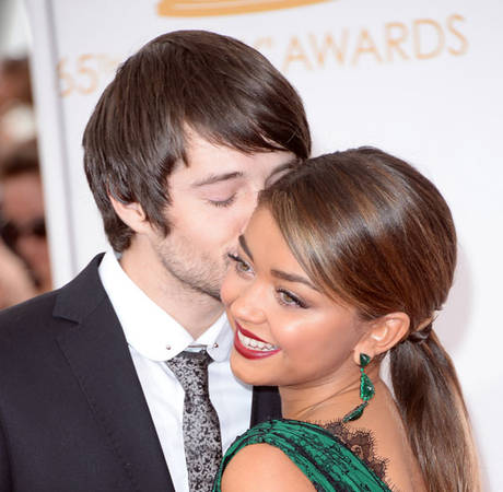 Is Modern Family's Sarah Hyland Engaged to Matt Prokop?