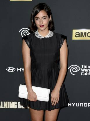 Alanna Masterson: 6 Things to Know About The Walking Dead Actress