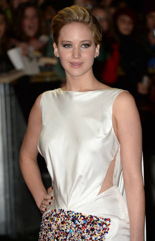 "Jennifer Lawrence on Josh Hutcherson: ""He's My Rock"""