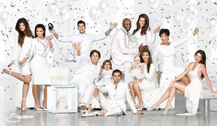 Who's The New Star of the Kardashian Family Xmas Episode? Exclusive!