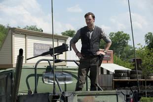 Sneak Peek of The Walking Dead Season 4 Episode 7: Martinez Helps Meghan… But Not The Governor (VIDEO)