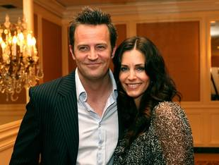 Courteney Cox and Matthew Perry to Reunite on Cougar Town, 10 Years After Friends