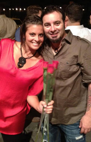 'N Sync's Chris Kirkpatrick Gets Married — All 'N Sync Guys Are Ushers