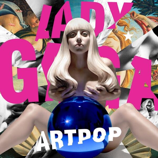 Lady Gaga Celebrates ARTPOP Release, Implores Fans to Say No to Drugs