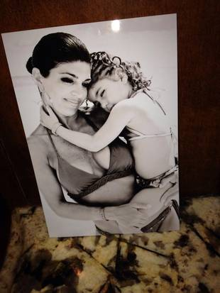 Teresa Giudice Tweets Gorgeous Picture of Her and Little Audriana