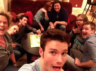 Chris Colfer and Boyfriend Will Support Amber Riley on DWTS