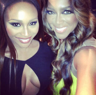 """Kenya Moore Gives Sex Advice: """"Once a Week Is Not Enough!"""""""