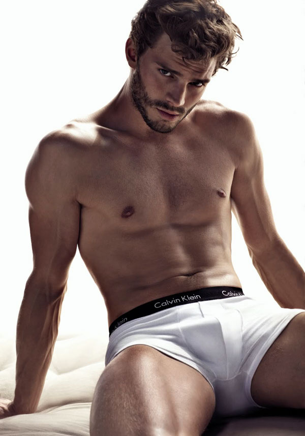"Fifty Shades of Grey's Jamie Dornan Not Shocked by the Graphic Sex: ""It Works for Me"""