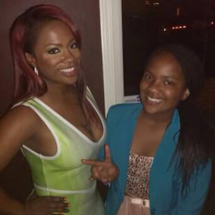 Kandi Burruss Comments on NeNe Leakes and Kenya Moore's Ear-Pulling Incident