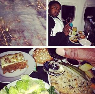 """Lil Scrappy Lives Like a """"King"""" on a Private Jet"""
