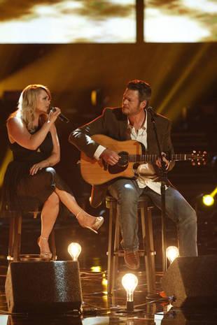 Blake Shelton and Miranda Lambert's Relationship: A Timeline (PHOTOS)