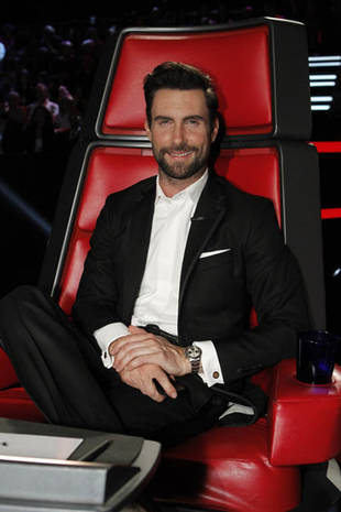 Adam Levine to Be People Magazine's 2013 Sexiest Man Alive — Report