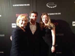 """Patrick Dempsey """"Looking Forward to Working"""" With Hillary Clinton (PHOTO)"""