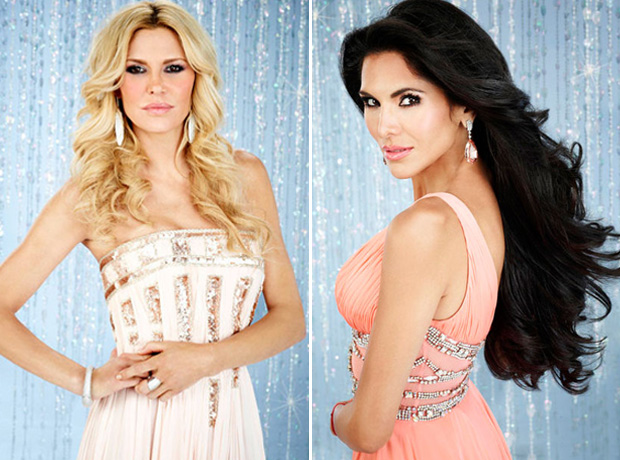 Which Real Housewives of Beverly Hills Stars Wear Extensions? Brandi Glanville Says…
