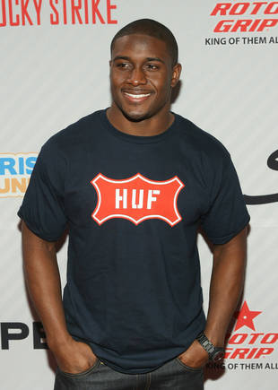 Reggie Bush Disses Kim Kardashian and Kanye West on Instagram