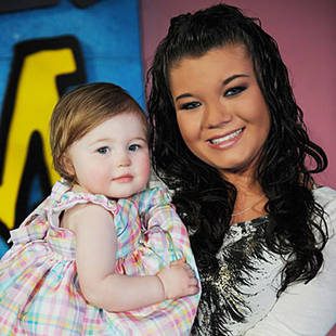 Amber Portwood Reunites With Daughter Leah After Getting Out of Jail