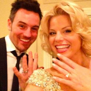 Megan Hilty Married In Las Vegas — They Skipped the Engagement! (UPDATE: Read Their Announcement!)